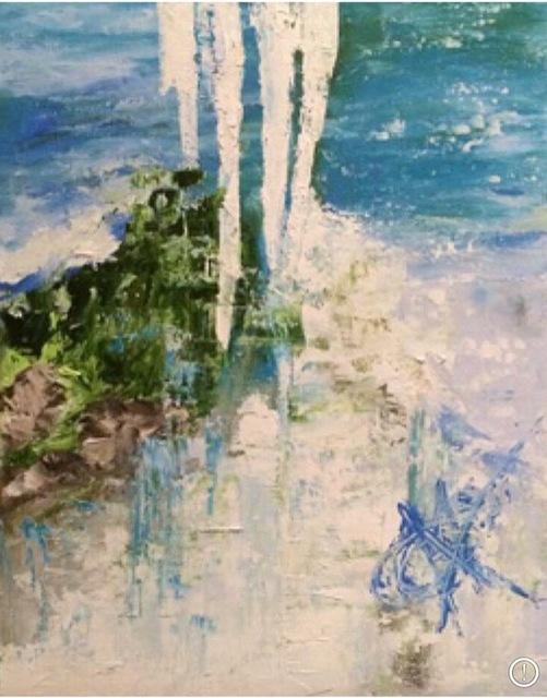 , 'Icy legs ,' 2013, Lotus Art Gallery