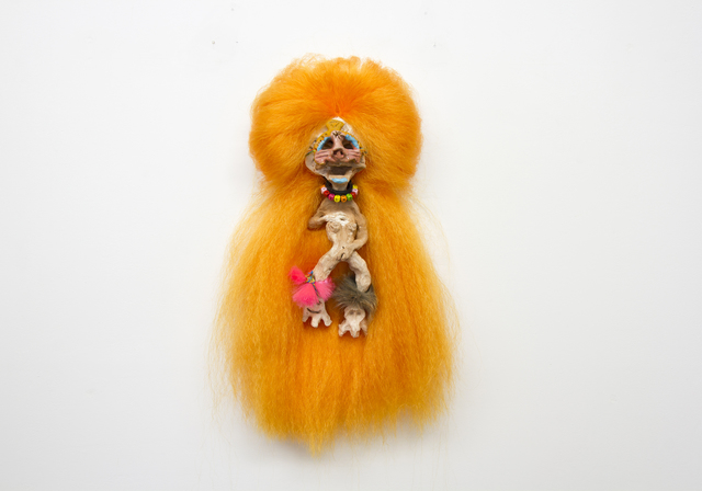 , 'Ula Kuntish (Love Troll),' 2019, Ochi Projects