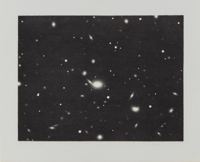 , 'Untitled (Galaxy),' 1975, Susan Sheehan Gallery