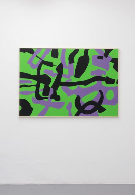, 'Melodie Fluvial,' 2012, Galleria Massimo Minini