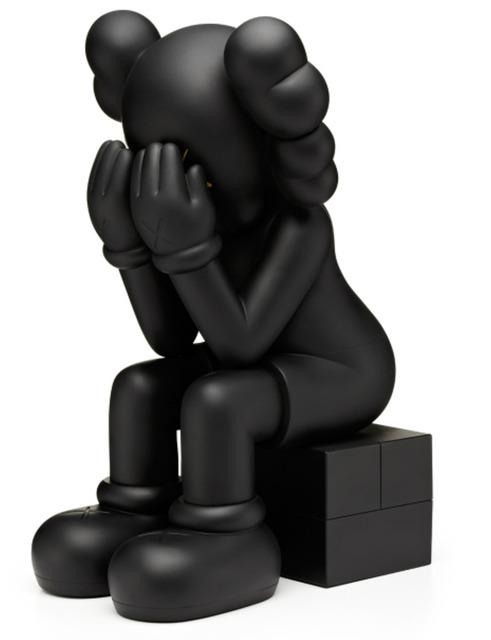 KAWS, 'Passing Through (Black)', 2013, MSP Modern Gallery Auction