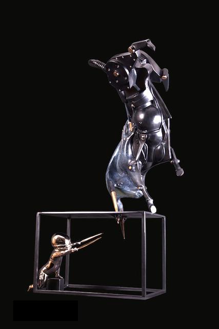 , 'Flying Bull,' 2016, AFA Gallery
