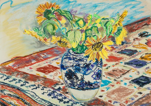 Bill Sullivan, 'Sunflowers', 1987, Heritage Auctions