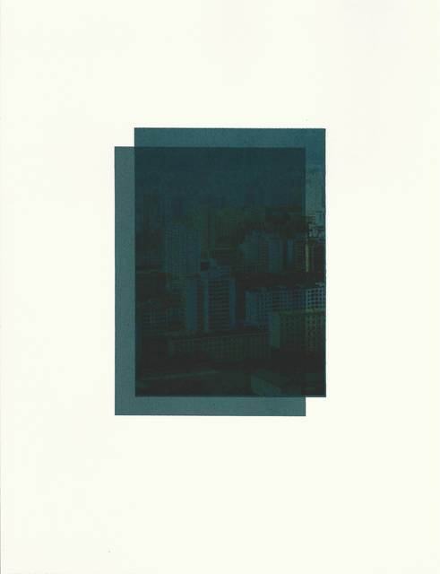 John Monteith, 'Nocturne Pyongyang 2', 2016, Galerie Wenger
