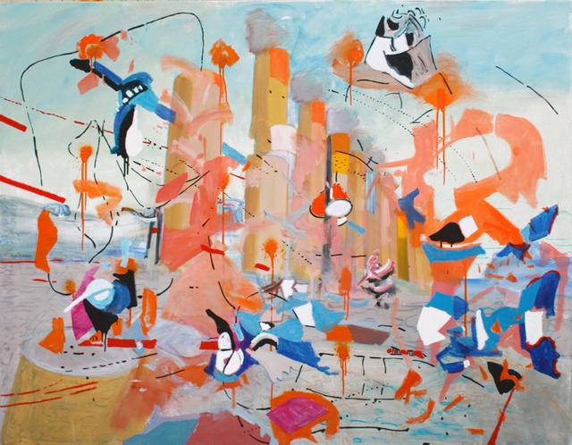 , 'The Last Post,' 2016, Gallery Nosco