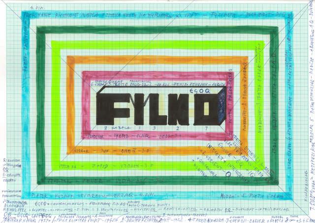 , 'FIYLKO SF EGOQ,' , Galerie Emanuel Layr
