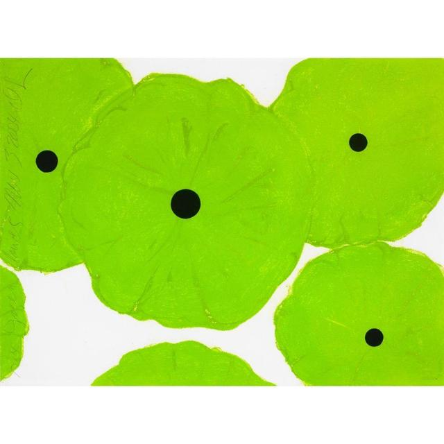 , 'Six Greens (2006),' 2006, Adamar Fine Arts