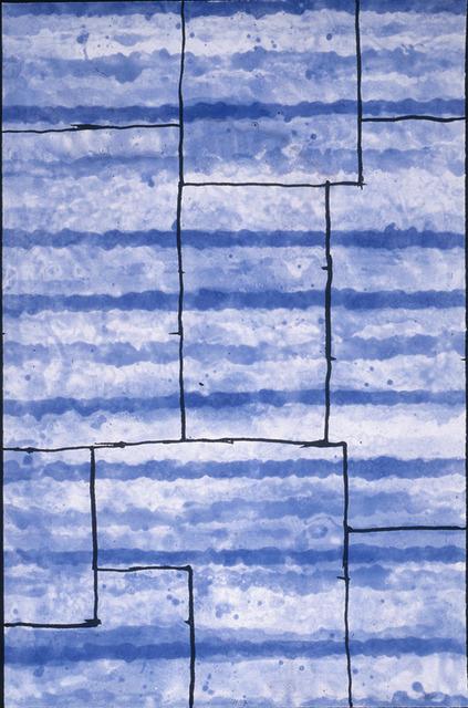 , 'Canto V, 3,' 1997, Graphicstudio USF