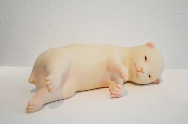, 'Puppy,' 2019, Aki Gallery
