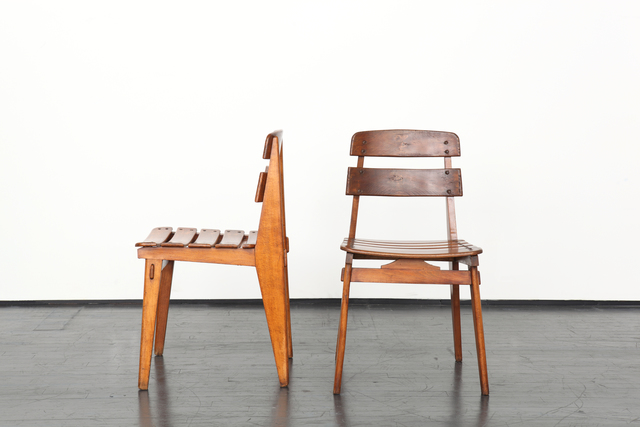 ", '""All Wood"" Chairs,' 1947, Magen H Gallery"