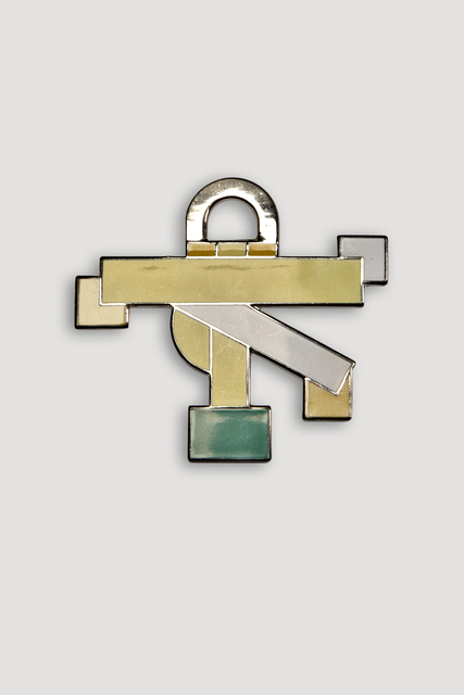 , 'San Marco Brooch by Ettore Sottass,' ca. 1986, The Modern Archive