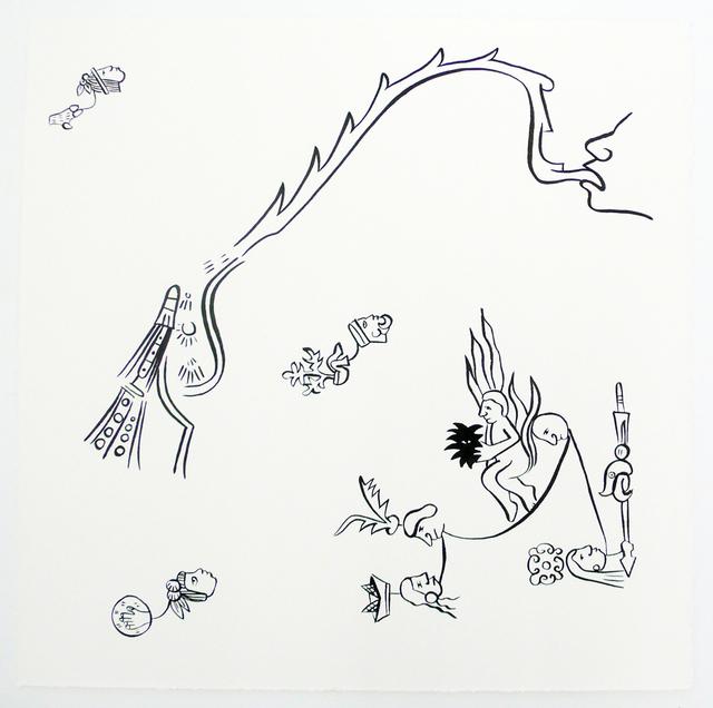 , 'No cesarán mis cantos,' 2013, Barbara Wien