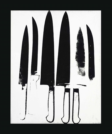 Andy Warhol, 'Knives', Christie's