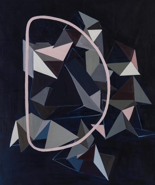 Luciana Levinton, 'After Lygia Clark II', 2019, Painting, Oil on canvas, Artemisa