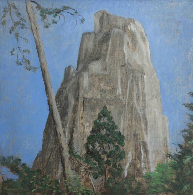 , 'Rocher des singes,' 2017, Galerie Pixi - Marie Victoire Poliakoff