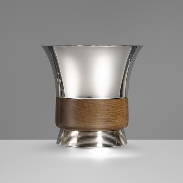 Jean E. Puiforcat, 'Vase', Wright