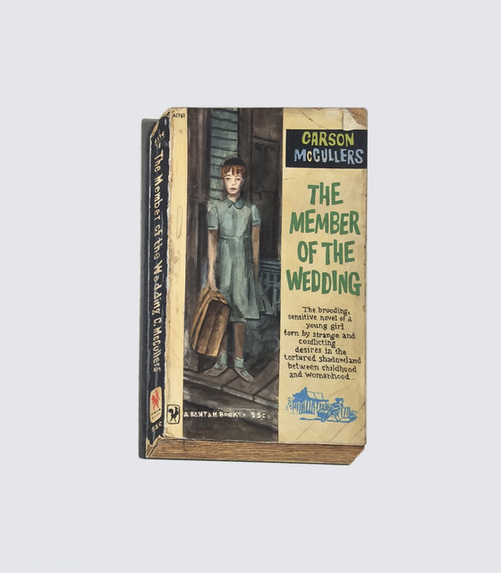 , 'The Member of the Wedding - Carson McCullers (Bantam),' 2012, Arthur Roger Gallery