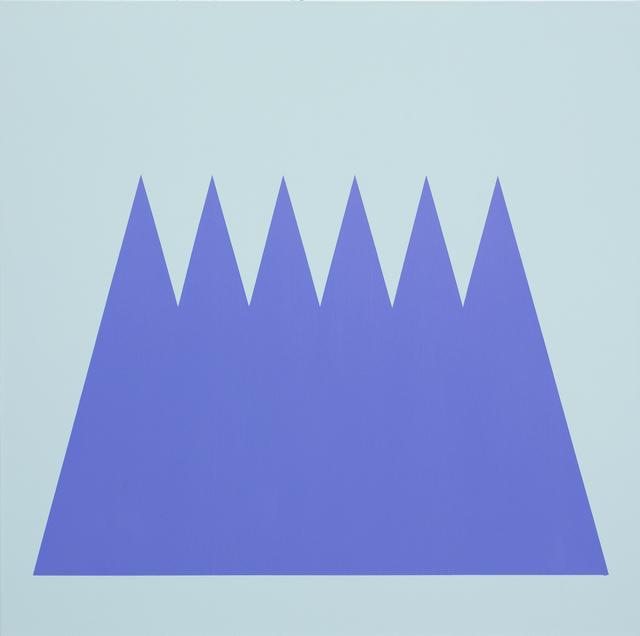 , 'Mt. XV,' 2018, JGM Gallery