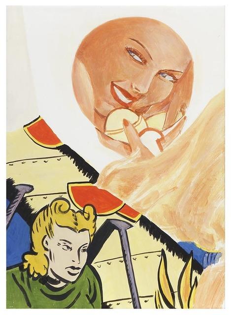 , 'Mirror/Image,' 2001, Pavel Zoubok Gallery