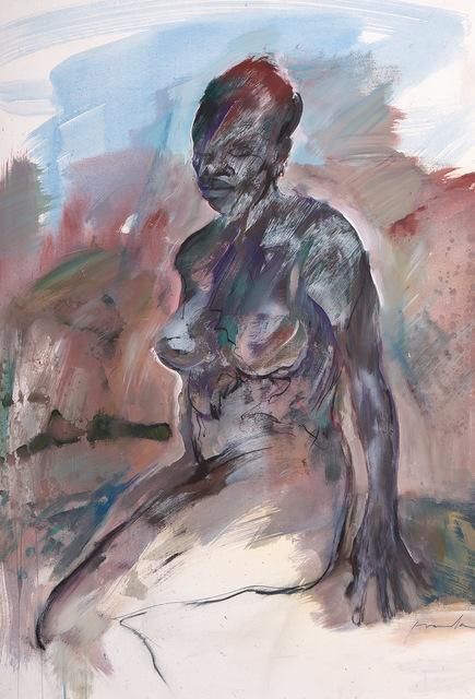 Franta, 'Rêveuse', Galerie Capazza