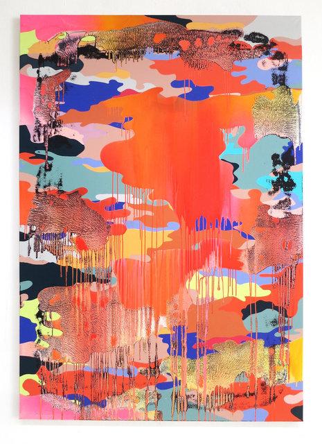 , 'Big_Warpainting_02,' 2016, Galerie Mark Müller