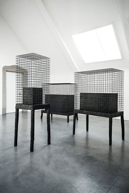 , 'display cabinets,' 2015, Ornamentum