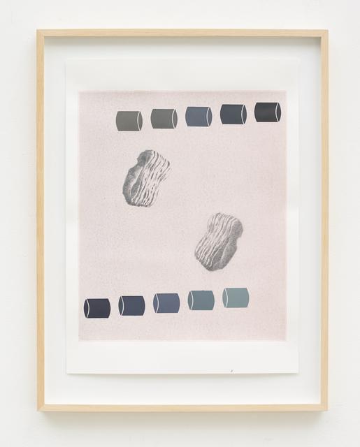 , 'Untitled (n°41),' 2017, Galerie Greta Meert
