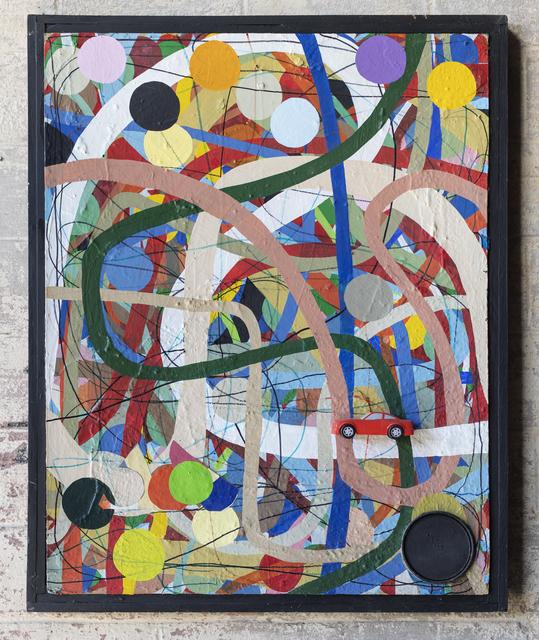 Tyree Guyton, 'Highway', 2008, MARTOS GALLERY