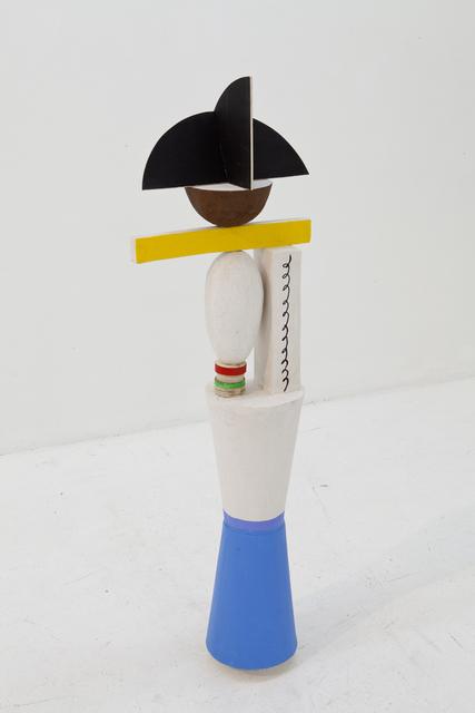 , 'Grave Digger #8 (Admiral),' 2012, Nina Johnson