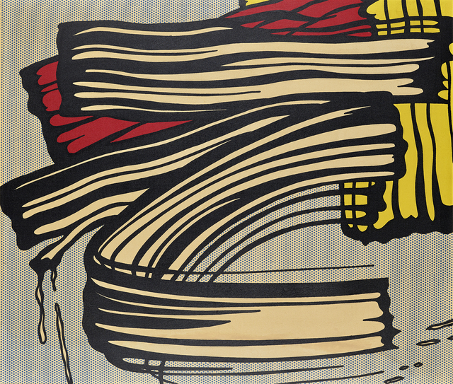 Roy Lichtenstein, 'Little Big Painting Reproduction', 1968, Belvedere 21