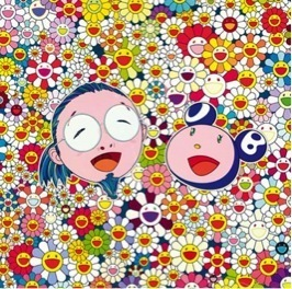 Takashi Murakami, 'Me and Mr. DOB', 2010, Soho Contemporary Art