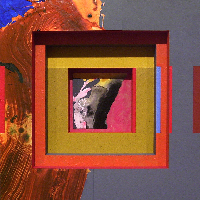 William Manning, 'Manana West #27', 2006, Painting, Collage, Acrylic on Wood, Anita Shapolsky Gallery