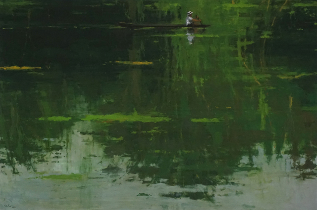 , 'Reflection n°5, Jungle series,' 2013, Artistics