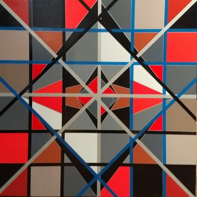 , 'Chadderbox,' ca. 2017, Brickworks Gallery