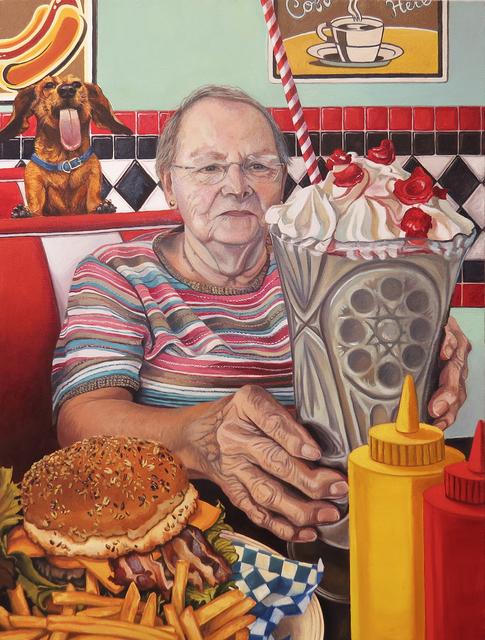 Kerra Taylor, 'You Gonna Eat That? ', 2019, Jonathan Ferrara Gallery