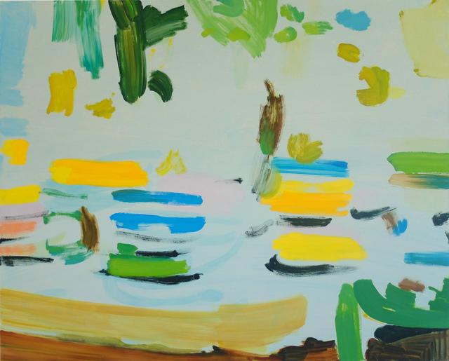 , 'Abstract 410 (17 Powis Terrace),' 2016, RYAN LEE