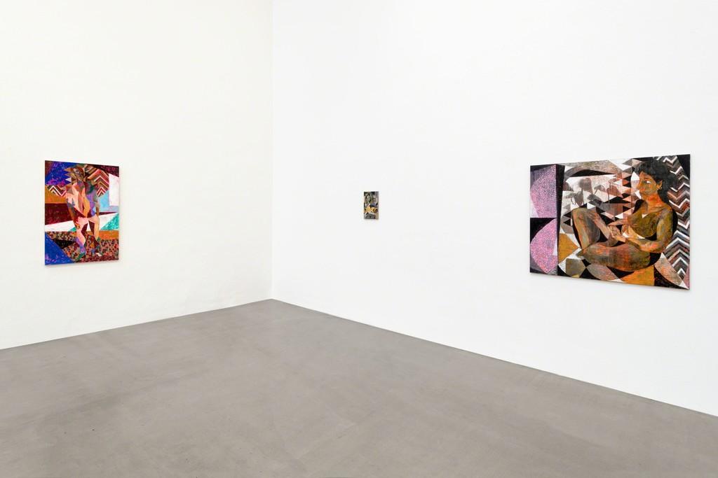Exhibition view, 2019, Galerie EIGEN + ART Leipzig, Photo: Uwe Walter, Berlin