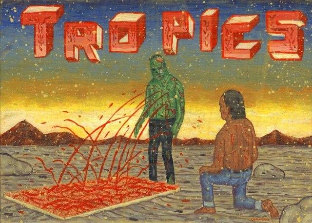 Louie Cordero, 'Tropics,' 2008, Jonathan LeVine Projects