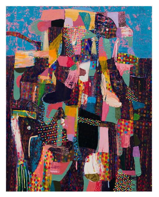 , 'Figure II,' 2018, Miles McEnery Gallery
