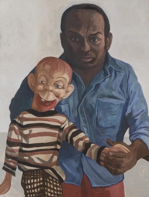 , 'Puppet Master,' 2016, Richard Koh Fine Art