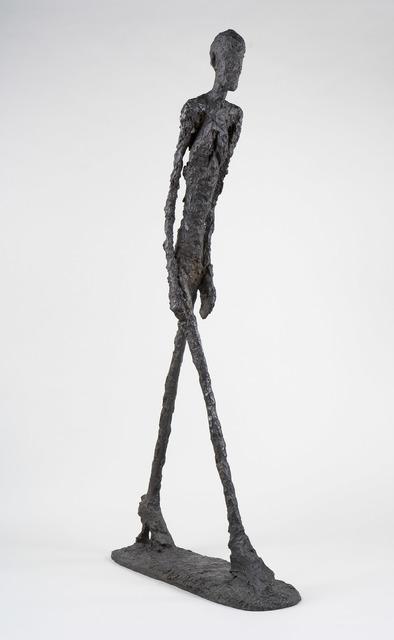 , 'Walking Man I,' 1960, Yuz Museum
