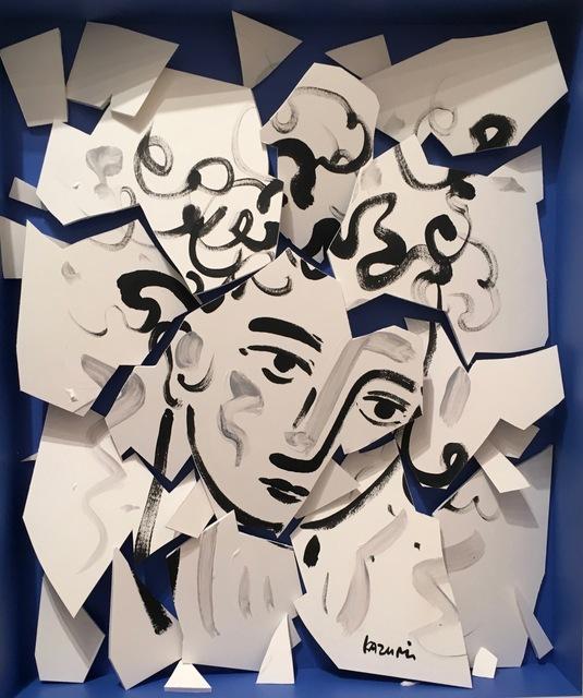 , 'Orpheus 4,' 2017, Cheryl Hazan Gallery