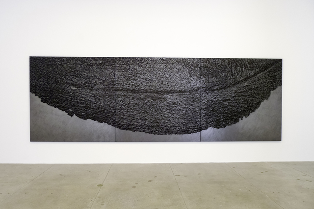 , 'Pelle di grafite - Palpebra (Skin of Graphite - Eyelid),' 2012, Nasher Sculpture Center