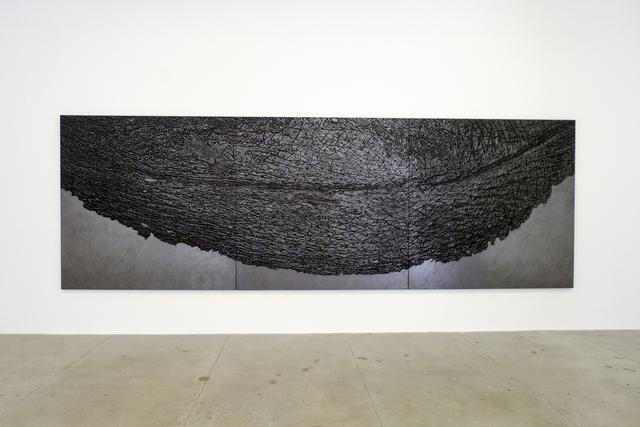 , 'Pelle di grafite - Palpebra (Skin of Graphite - Eyelid),' 2012, Nasher Sculpture Center