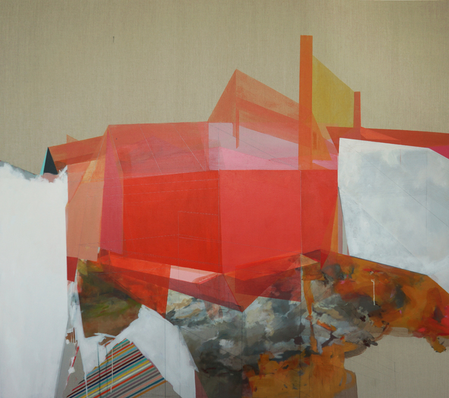 , 'Centralia I,' 2014, Galerie D'Este