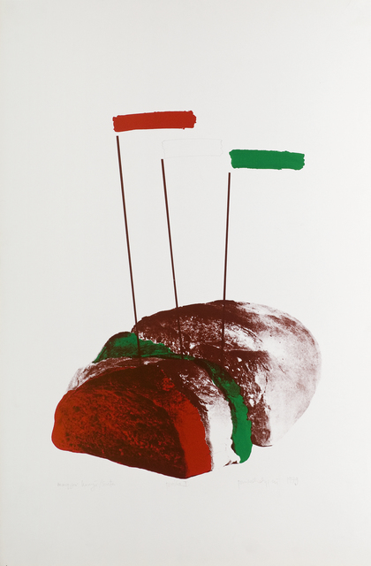 , 'Hungarian bread,' 1979, VILTIN Gallery