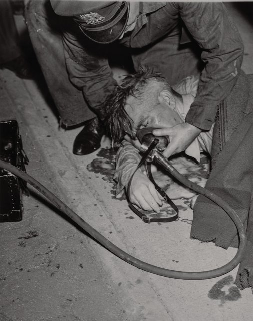 Weegee, 'Group of Six Weegee First Responder Photographs', Heritage Auctions