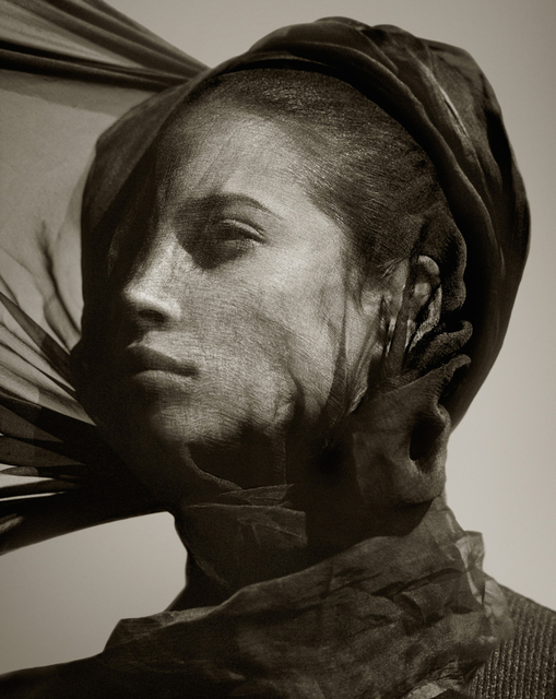 , 'Christy Turlington,' 1987, CAMERA WORK