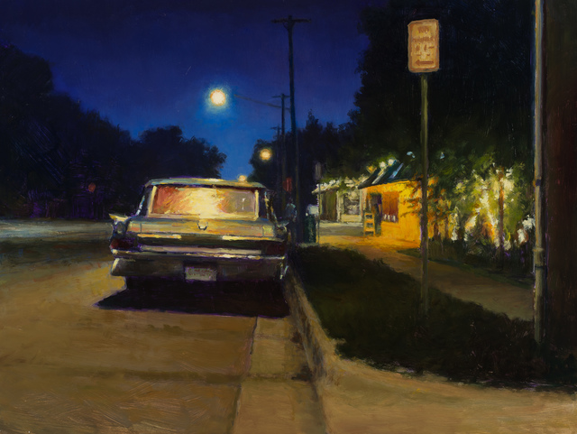 , 'Twilight Ride,' 2017, Susan Calloway Fine Arts