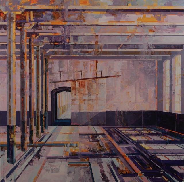 , 'Bardo Room III,' 2018, J. Cacciola Gallery